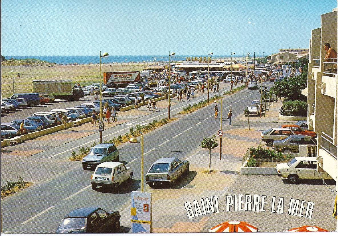 Forum du citro n dyane club de france cartes postales - Saint pierre la mer office du tourisme ...
